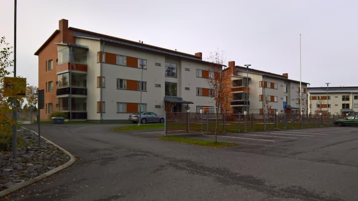 Kivihaka.Peaceful apartment with all amenities!
