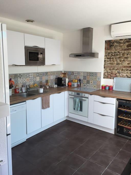 Maison toulousaine avec patio houses for rent in - Extra cuisine toulouse ...