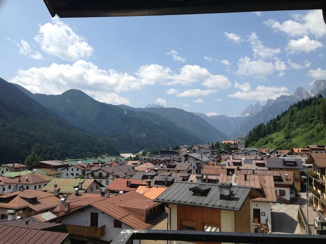 Faboulose view at the Auronzo lake - Auronzo - Departamento