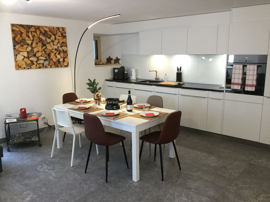 Gemeinschaftsküche - Shared kitchen