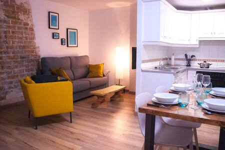 El Benasqués - Renovado Apartamento en Benasque