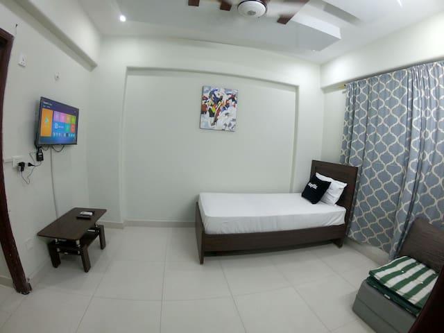 2 Bed Apartment Opposite Seaview+kitchen+Netflix