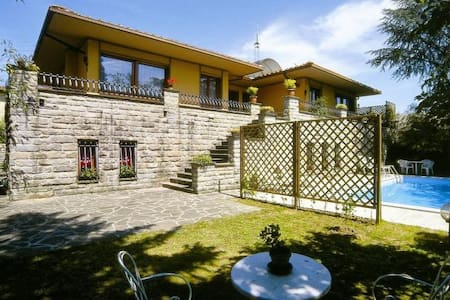 Modern house with jacuzzi and private pool - Vicchio - Villa - 2
