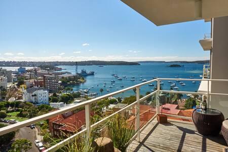 The View Elizabeth Bay Gardens - Wohnung