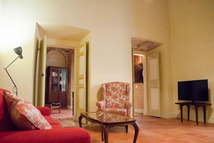 Casa junto a la catedral de Spoleto - Spoleto - Flat