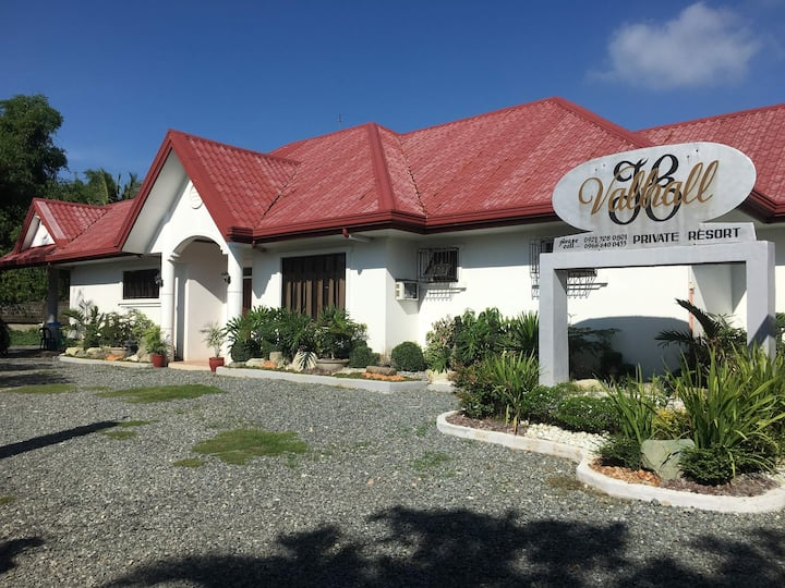 Valhall Villa  overnight station in Pangasinan