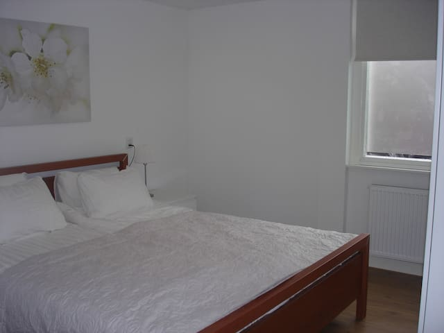 Appartement in hartje Haarlem