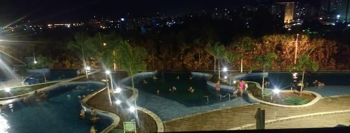 Apartamento alta vista resort Caldas novas
