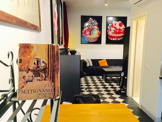 New Comfy Studio Loft Florence A/C and WiFi - Firenze - Loftlakás