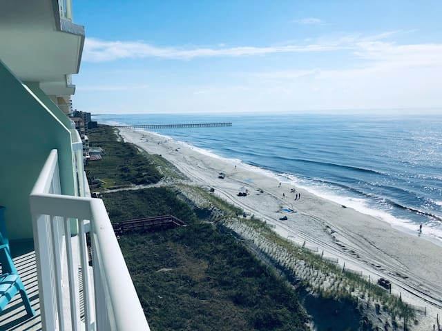 Bliss By the Sea Direct Oceanfront Condo
