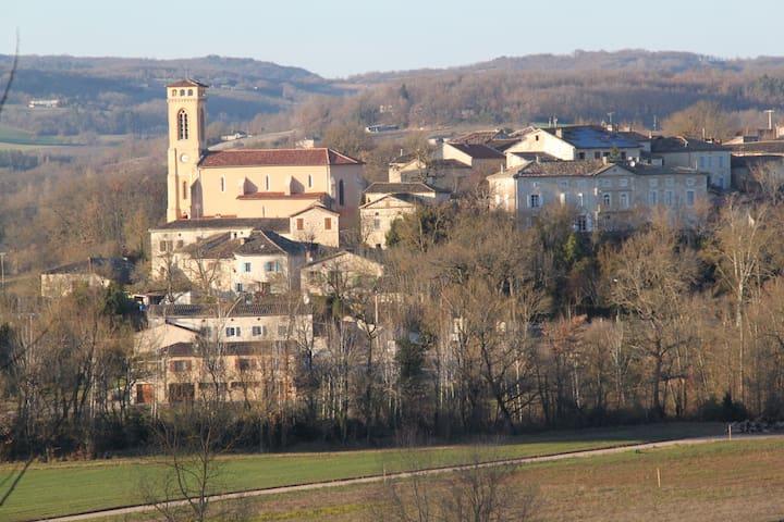 Maison de village - Le Verdier - Dům