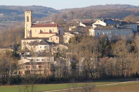 Maison de village - Le Verdier - Casa