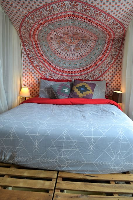 Your master bedroom