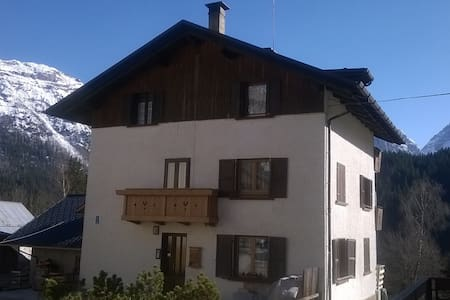 Casa Pozzar Sappada, Vacanze sulle Dolomiti - 薩帕達(Sappada)
