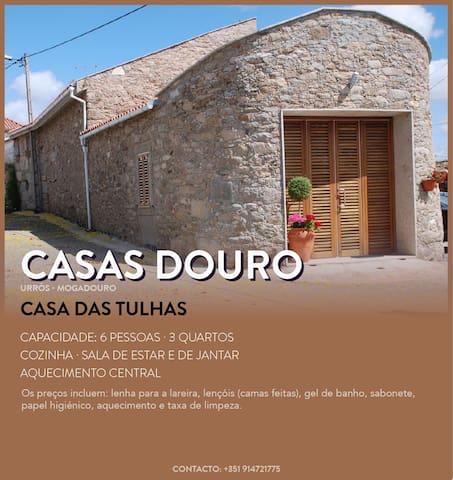Casa das Tulhas - Turismo Rural - Bragança - House