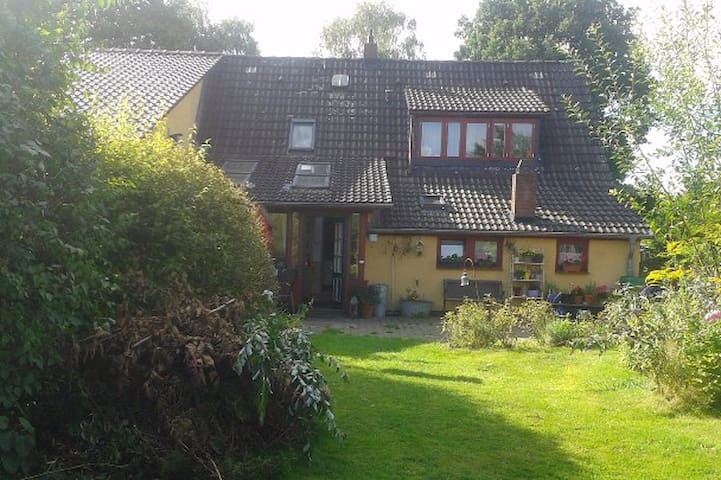 Ruhiges Wohnen im ländlichen Norden Hamburgs