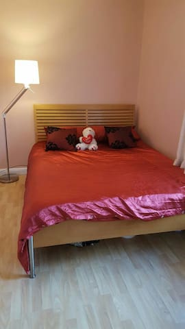 Room in central London perfect for solo traveler