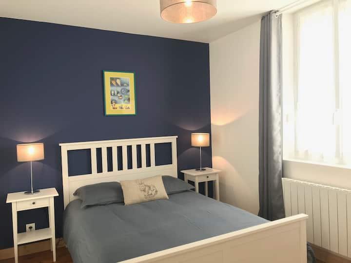 Chambre Bed rave - B&B la Sucrerie