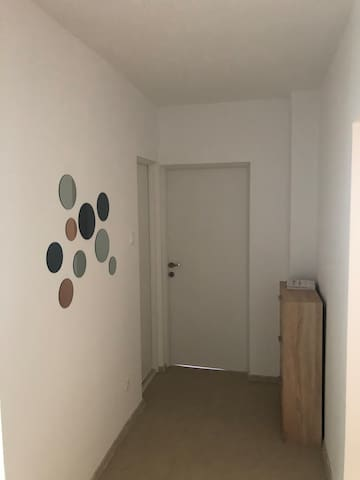 One bedroom apartment near city center