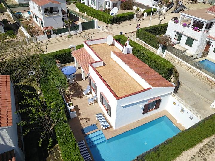 Villa Catieta is a hidden gem in S'Algar