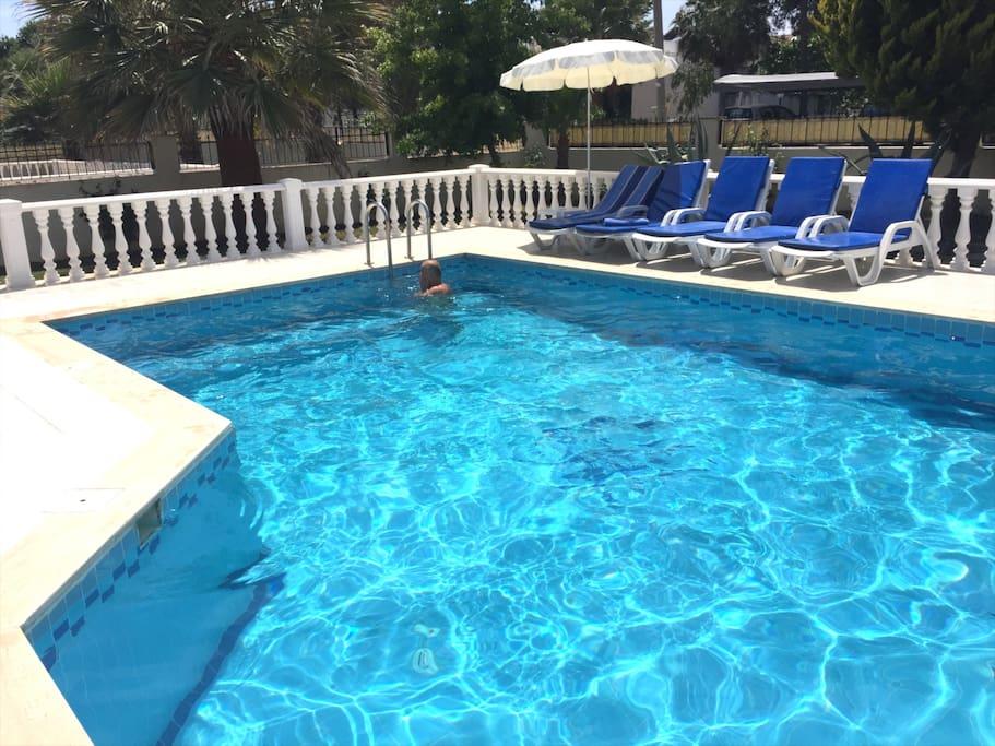 VILLA KAKTUS  Privater pool