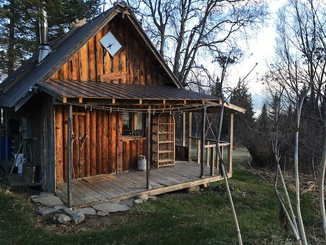 The Wuz Cabin