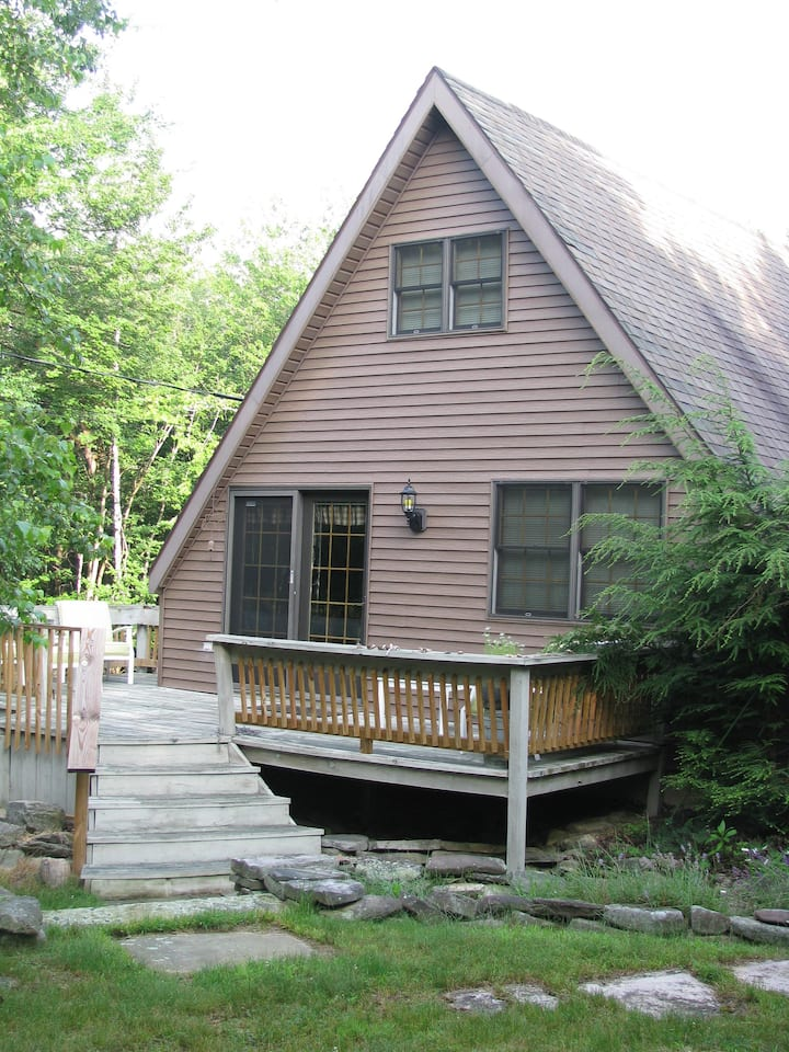 Chalet in the Heart of the Pocono Mountains