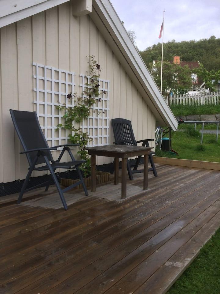 Kjellerleilighet i hjertet av Trondheim