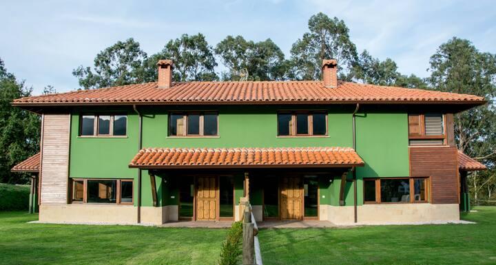 Las Casas Del Bosque