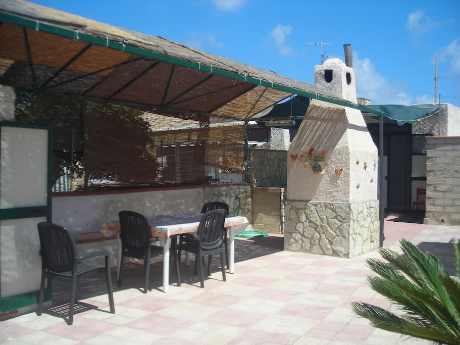 Veranda di Ponente - Favignana Like Home