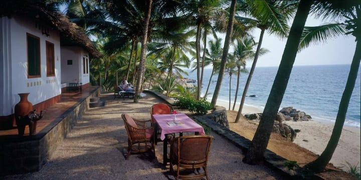 Karikkathi Beach House with spectacular Views.