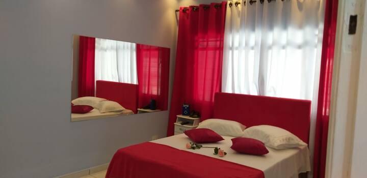 Suite PRIVADA com banheiro exclusivo