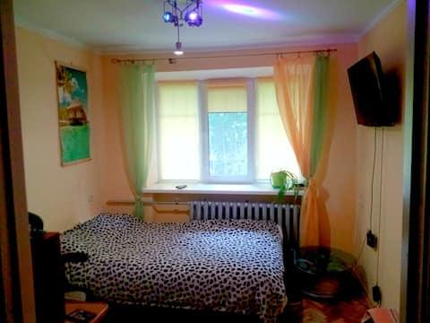 Небольшая уютная комната в Киеве