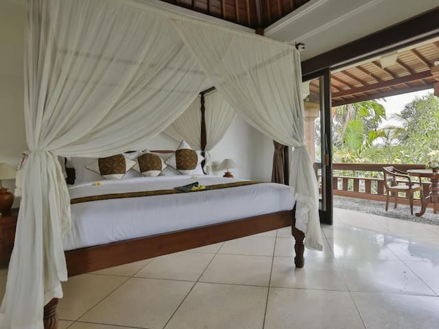 The Citta Mengwi exquisite Balinese villa - Mengwi