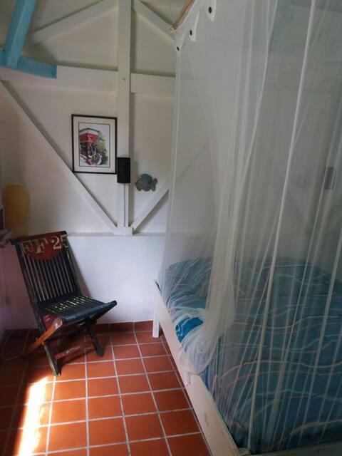 Chambre Bleu Caraibes