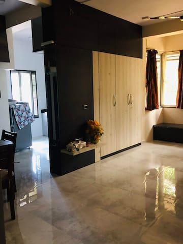Cozy Private Studio Near Nityananda Temple!