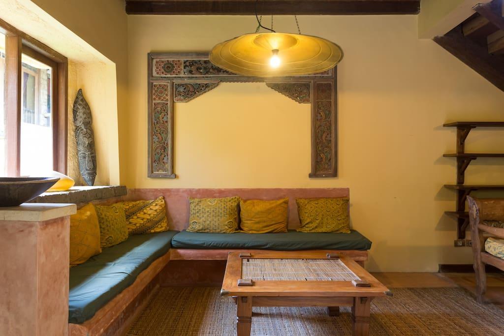 Livingroom downstairs