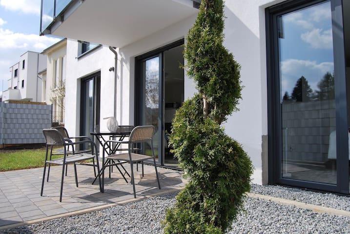 Ferienwohnung Saartal – Heidi