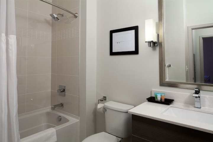 First-Class Amenities, Central Charles St Location