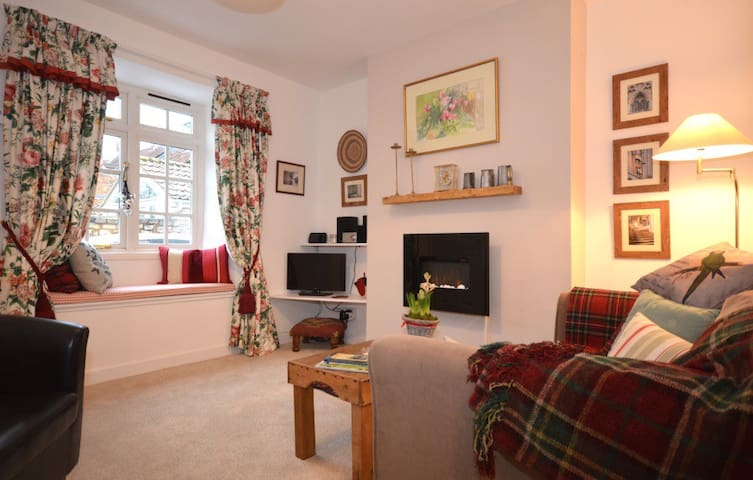 Cosy mews cottage nr Cathedral - Wells - Talo