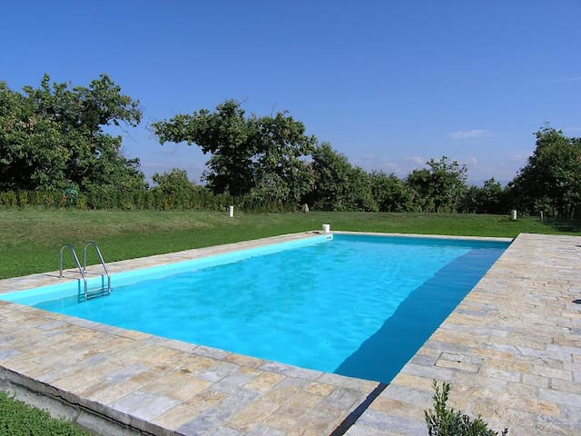 Casale Rosa Holiday in Tuscany