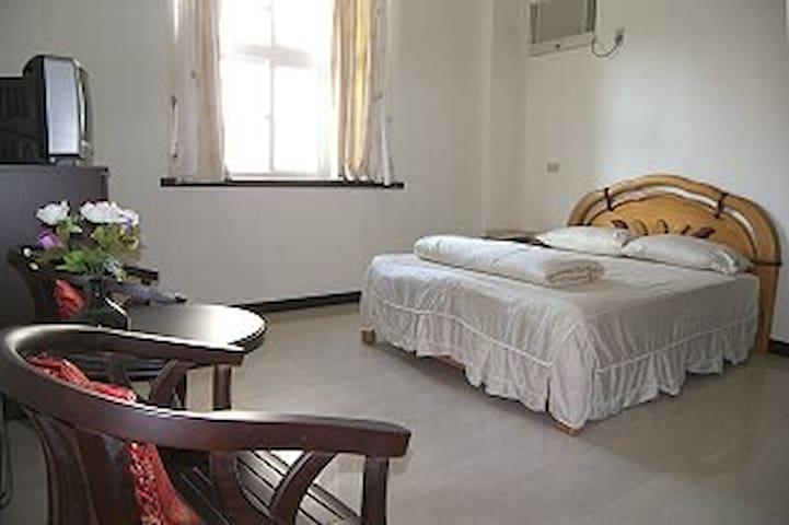 位於馬祖南竿中心的公寓