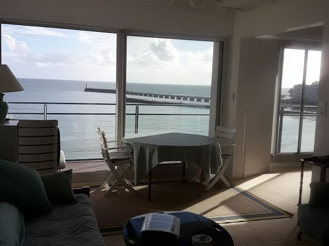 T2, avec balcon face à la baie des Sables - Les Sables-d'Olonne - Flat