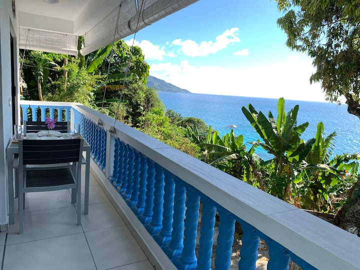 Crystal Apartments Seychelles SeaView Ground Floor