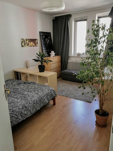 Beautiful Flat near Köln Messe and The Rhein River
