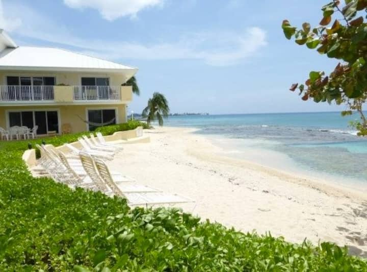 7 Mile Beach Front Cayman Condo