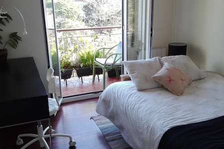 Nice bedroom with private bathroom - Sant Cugat del Vallès