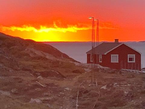 Soggiorna vicino al mare polare 'I eget hus  ved polarhavet'