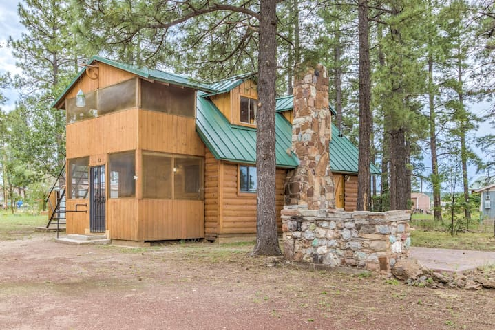 The Homestead Cabin Pinetop-Lakeside