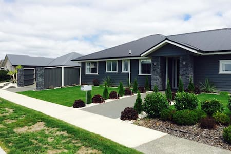 Comfortable stay in luxury home - Kaiapoi